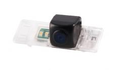 CCD штатная камера заднего вида Gazer CC100-0F0-L для PEUGEOT 207, 301, 307, 408, 508, 3008