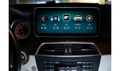 Carmedia XN-M1007 Штатная магнитола для Mercedes C, CLK 2011-14 на Android