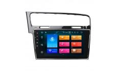 Carmedia KD-1010-P6 Головное устройство с DSP для Volkswagen Golf-7 на Android