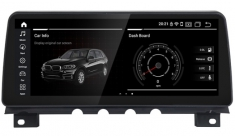 Carmedia XN-B1010-H Штатная магнитола для BMW 7 E70/F01 (2009-12) CIC, F02 (2012-15) NBT на Android