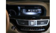 Carmedia XN-M1011 Штатная магнитола для Mercedes S W221 2009-13 на Android
