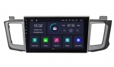 Carmedia KD-1034-P6 Головное устройство с DSP для Toyota RAV-4 (2013+) на Android