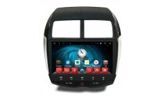 Carmedia KR-1046-T8 Головное устройство Mitsubishi ASX, Citroën C4 AirCross, Peugeot 4008 на Android