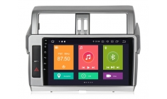 Carmedia MKD-T1048-P6 Головное устройство для Toyota Prado 150 (2013+) на Android