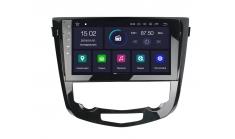 Carmedia KD-1060-P6 Головное устройство с DSP для Nissan X-Trail, Qashqai (2014+) на Android