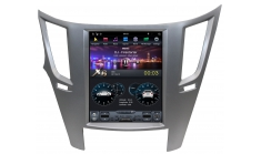 Carmedia ZF-1070-S-DSP Головное устройство для Subaru Legacy, Outback на Android (Tesla)