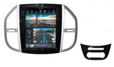 Carmedia ZF-1078 Головное устройство для Mercedes Vito (2014+) на Android (Tesla)