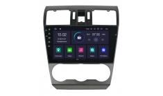 Carmedia KD-9108-P5 Головное устройство с DSP для Subaru Forester 13+, XV 12+, Impreza 11+ на Android
