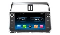 Carmedia KR-1104-S9 Головное устройство для Toyota Land Cruiser Prado 150 2017+ на Android