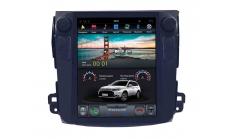 Carmedia ZF-1106 Головное устройство для Mitsubishi Outlander XL, Peugeot 4007, Citroen C-Crosser на Android (Tesla)