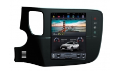 Carmedia ZF-1109 Головное устройство для Mitsubishi Outlander (2012-17) на Android (Tesla)