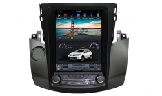 Carmedia ZF-1121-DSP Головное устройство для Toyota RAV-4 (2006-11) на Android (Tesla)