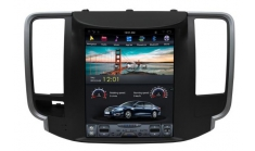 Carmedia ZF-1126 Головное устройство для Nissan Teana (2008-13) на Android (Tesla)