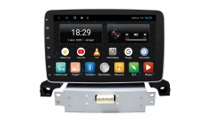 Carmedia YR-1145-S9 Головное устройство с DSP для Peugeot 3008 2017+ на Android