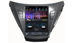 Carmedia ZF-1153-DSP Головное устройство для Hyundai Elantra 2011-13 на Android (Tesla)