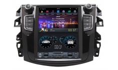 Carmedia ZF-1158-DSP Головное устройство для Nissan Navara на Android (Tesla)