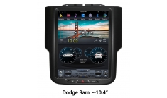 Carmedia ZF-1159-DSP Головное устройство для Dodge RAM-1500 2009-15 на Android (Tesla)