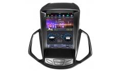 Carmedia ZF-1166-DSP Головное устройство для Ford Ecosport на Android (Tesla)