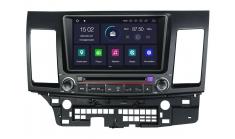 Carmedia KD-8062-P6 Головное устройство с DSP для Mitsubishi Lancer X 2007-13 на Android