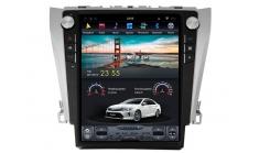 Carmedia ZF-1206-DSP Головное устройство для Toyota Camry (2011-17) на Android (Tesla)