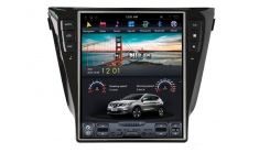 Carmedia ZF-1209A-DSP Головное устройство для Nissan X-Trail (2015+) на Android (Tesla)
