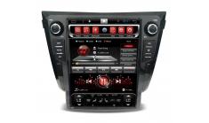 Carmedia SP-12106-S9 Головное устройство Nissan X-Trail, Qashqai 2014+ на Android (Tesla)
