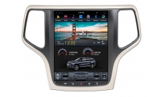 Carmedia ZF-1217G-DSP Головное устройство для Jeep Grand Cherokee (2014+) на Android (Tesla)