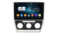 Carmedia KD-1219-P30 Головное устройство с DSP для Skoda Octavia A5 (2004-13) на Android