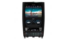 Carmedia ZF-1226-DSP Головное устройство для Infinity QX-50 на Android (Tesla)