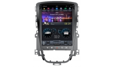 Carmedia ZF-1227-DSP Головное устройство для Opel Astra J на Android (Tesla)