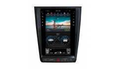 Carmedia ZF-1252 Головное устройство для Lexus GS на Android (Tesla)