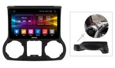 Carmedia OL-1258-2-S9 Штатная магнитола для Jeep Wrangler 2006+ Android