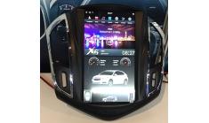 Штатная магнитола FarCar в стиле Tesla для Chevrolet Cruze (ZF261)