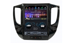 Carmedia ZF-1272-DSP Головное устройство для Mitsubishi Pajero Sport (2017+) на Android (Tesla)