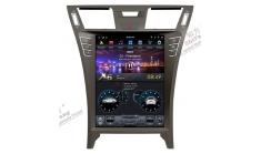 Carmedia ZF-1303H-DSP Головное устройство для Lexus LS 460 на Android (Tesla)