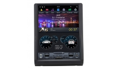 Carmedia ZF-1307-DSP Головное устройство для Toyota Land Cruiser 70 на Android (Tesla)