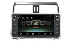 Carmedia U9-6021-T8 Штатная магнитола для Toyota Land Cruiser Prado 150 2017+ на Android