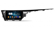 Carmedia KD-1595-P6 Головное устройство с DSP для Toyota Camry V70 2018+ на Android