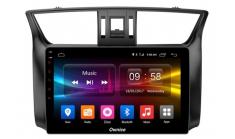 Carmedia OL-1666-2D-S9 Головное устройство для Nissan Centra, Tiida на Android