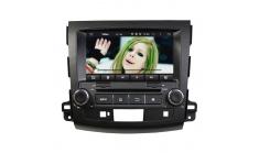 Carmedia KD-8063-P6 Головное устройство с DSP для Mitsubishi Outlander XL, Citroen C-Crosser, Peugeot 4007 на Android