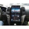 Carmedia ZF-1806L Головное устройство для Toyota Land Cruiser 200 (2007-15) Low на Android (Tesla)