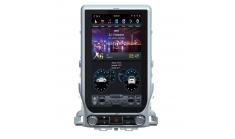 Carmedia ZF-1807L-DSP Головное устройство для Toyota Land Cruiser 200 (2015+) High на Android (Tesla)
