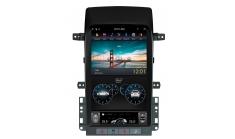 Carmedia ZF-1812-DSP Головное устройство для Chevrolet Captiva (2006-11) на Android (Tesla)