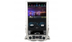 Carmedia ZF-1829H-DSP Головное устройство для Toyota Land Cruiser 200 (2015+) High на Android (Tesla)