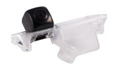 CCD штатная камера заднего вида 100-1H5 для KIA Rio, Ceed, Hyundai Elantra, Solaris h/b, Accent