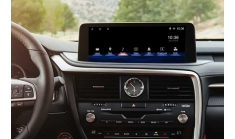 Carmedia BNR-20RXG Штатная магнитола для Lexus RX (2020) на Android