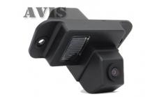 CMOS штатная камера заднего вида для SSANGYONG ACTYON (2005-2010)