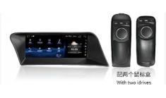 Carmedia MRW-3811 Штатная магнитола для Lexus RX-270 Low (2009-14) на Android
