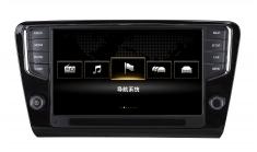 Carmedia MIB-3914 Головное устройство с DSP для Skoda Octavia A7 (high) на Android