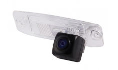 CMOS штатная камера заднего вида Gazer CC100-3F0 для HYUNDAI ix55, Tucson, Verna, Carens, Sorento, Sportage, Elantra, Accent
